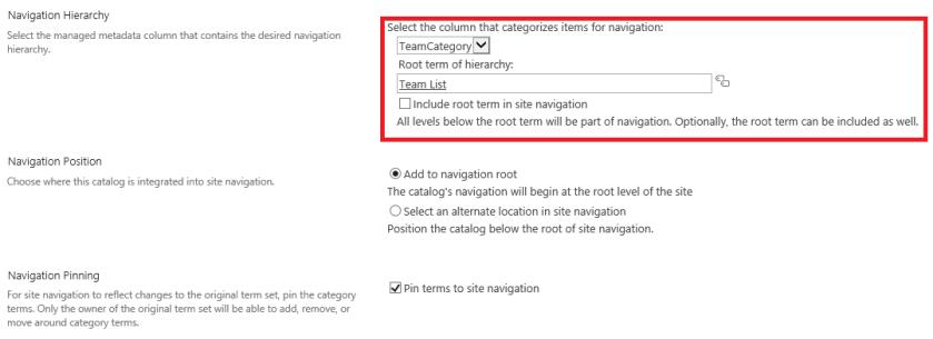 NavigationSettingsCatalogConnection