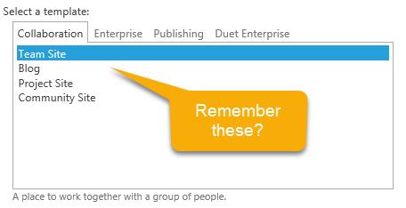 collaboration-site-template