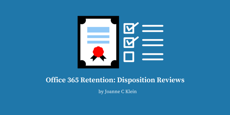 2 Places for Office 365 Retention Policies (1)