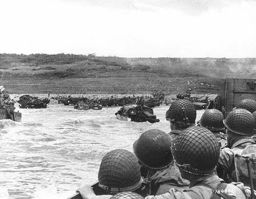 D-Day-Landing